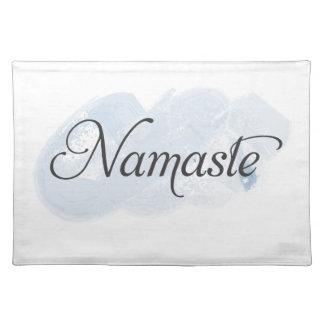 Hindi - Namaste Placemat