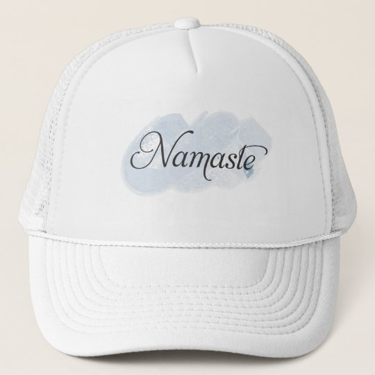 Hindi - Namaste Trucker Hat