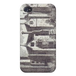 Hindlip Hall iPhone 4 Case