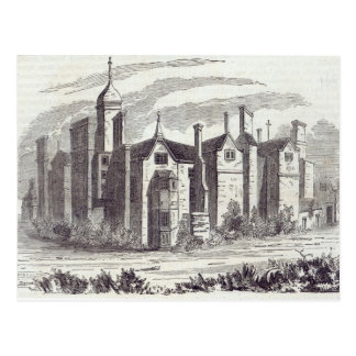 Hindlip Hall Postcard