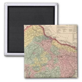 Hindoostan 2 2 inch square magnet