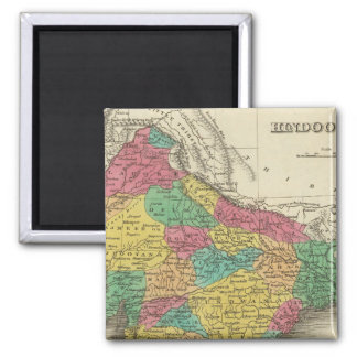 Hindoostan 3 2 inch square magnet
