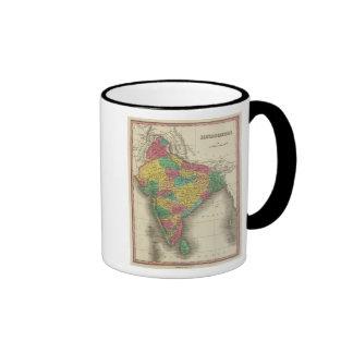 Hindoostan 3 ringer coffee mug
