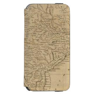 Hindoostan 6 funda cartera para iPhone 6 watson