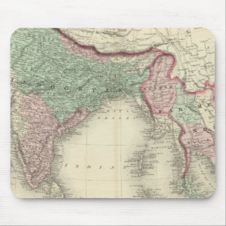 Hindoostan and Farther India Mouse Pad