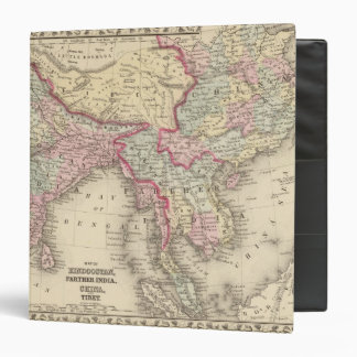 Hindoostan, Farther India, China, Tibet 2 Binder