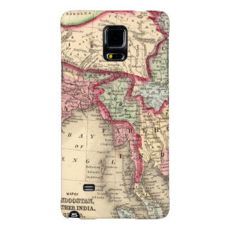 Hindoostan, Farther India, China, Tibet Galaxy Note 4 Case