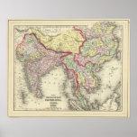 Hindoostan, la India más lejana, China, Tíbet Posters