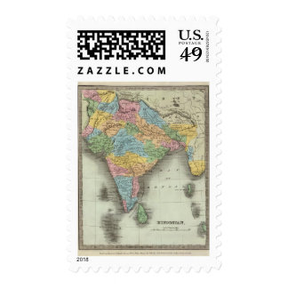 Hindostan 2 stamp