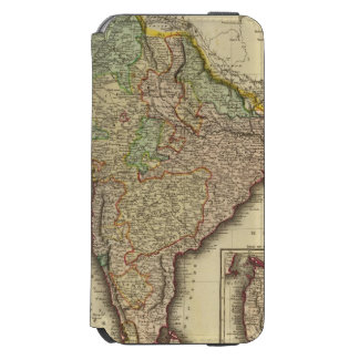Hindostan 2 funda cartera para iPhone 6 watson