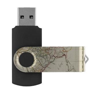 Hindostan Swivel USB 2.0 Flash Drive