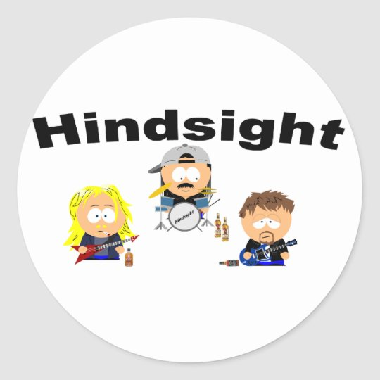 Hindsight Stickers