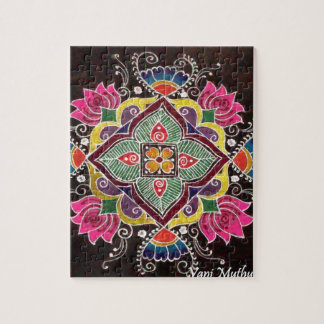 Hindu Art Jigsaw Puzzle