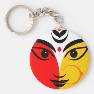 Hindu Art Keychain