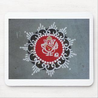 Hindu Art Mouse Pads