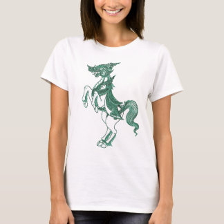 HINDU BUDDHIST GOD ANGEL HORSE T-Shirt