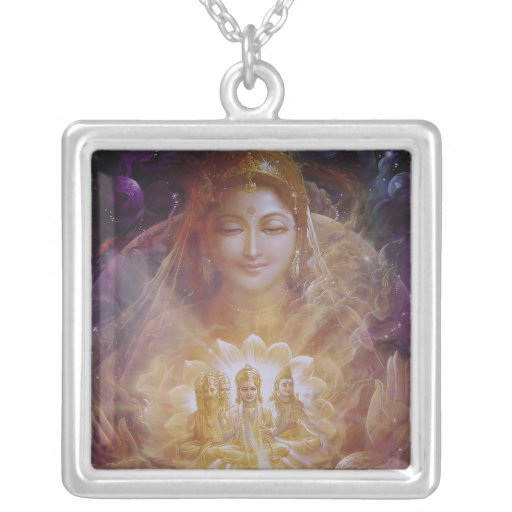 Hindu Divi Trinity Beautiful Pendants
