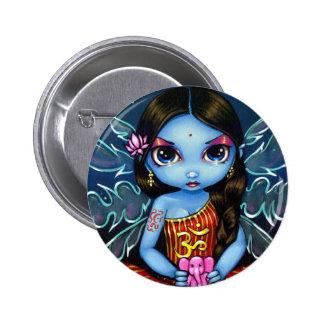 """Hindu Fairy"" Button"
