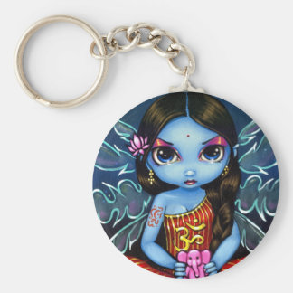 """Hindu Fairy"" Keychain"