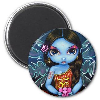 """Hindu Fairy"" Magnet"