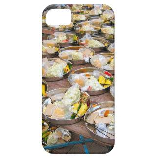Hindu festival meals, Little India, Singapore iPhone 5 Case