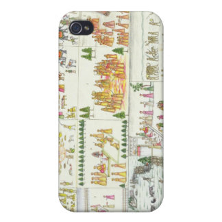 Hindu Festivals including Dasehra, Diwali and Holi iPhone 4 Cover