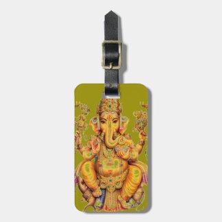 HINDU GOD GANESH TAG FOR LUGGAGE