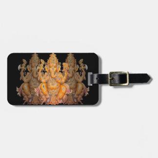 Hindu God Ganesh Tags For Luggage