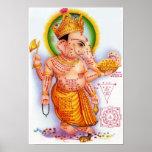 HIndu God Ganesha Posters