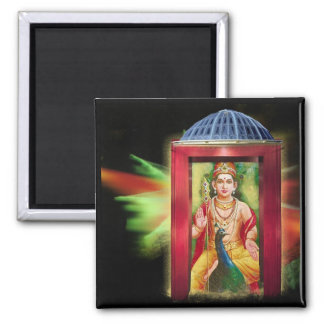 Hindu God Fridge Magnets