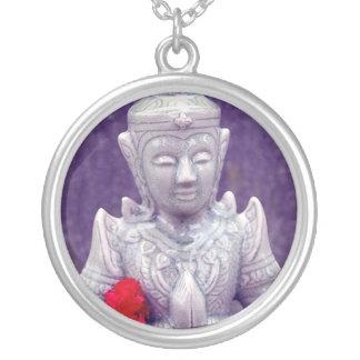 Hindu God Statue Spiritual Figure Necklace