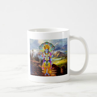 HINDU GOD VISHNU COFFEE MUG