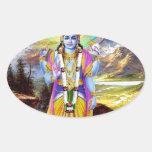 HINDU GOD VISHNU STICKER