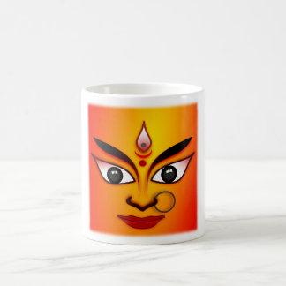 Hindu Goddess Durga Coffee Mug