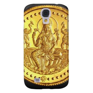 HINDU GODDESS LAKSHMI GALAXY S4 COVERS