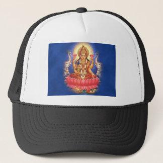 Hindu Goddess Laxmi Devi Mata Trucker Hat