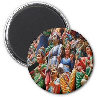 Hindu gods fridge magnet
