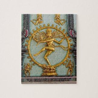 Hindu gods, Shiva Jigsaw Puzzle
