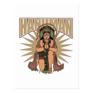 Hindu Hanuman Postcard