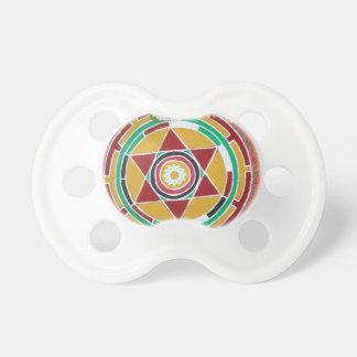 Hindu Mandala Pacifier