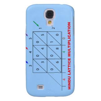 Hindu Multiplication, Hindu Lattice, Sieve Samsung Galaxy S4 Cover