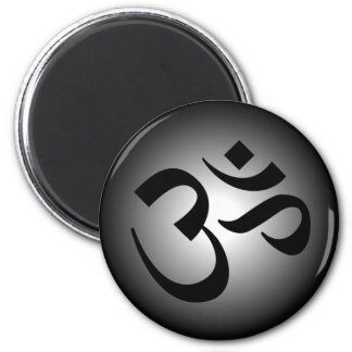 Hindu OM - Meditation Symbol Magnet