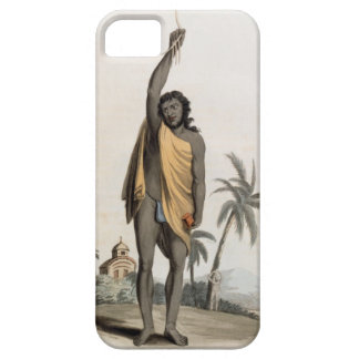 Hindu Priest, pub. by Edward Orme, 1804 (litho) iPhone SE/5/5s Case