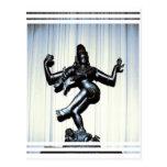 Hindu Shiva Postcard