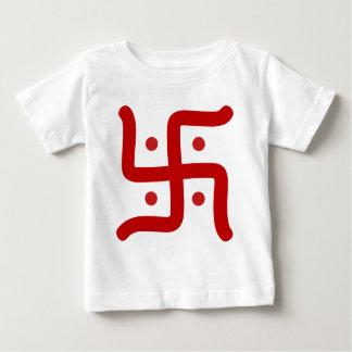Hindu Swastika Baby T-Shirt