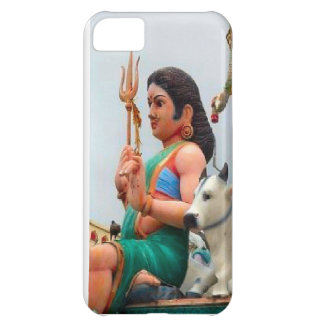 Hindu temple figure, Singapore iPhone 5C Covers