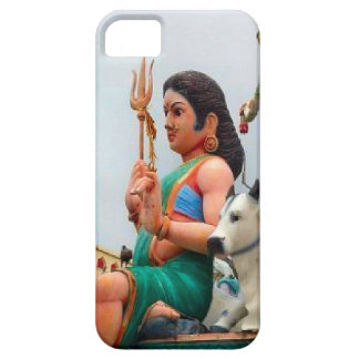 Hindu temple figure, Singapore iPhone 5 Cases