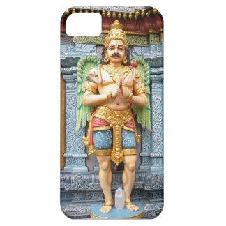 Hindu temple figure, Singapore iPhone 5 Cover