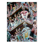 Hindu Temple - Little India, Singapore Post Cards