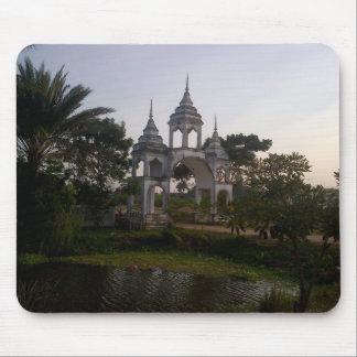 Hindu Temple Mouse Pad